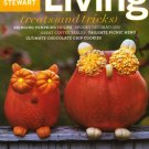 Martha Stewart Living Magazine-October 2003 issue