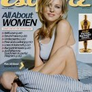 Esquire Magazine-Naomi Watts cover 04/2003 issue