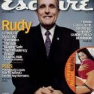 Esquire Magazine-Rudy Giulliani cover 05/2003 issue