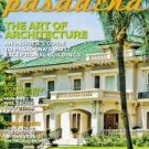 Pasadena Magazine-Art of Architecture April 2009 issue