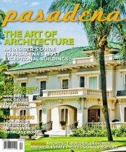 Pasadena Magazine-Art of Architecture April 2009 issue