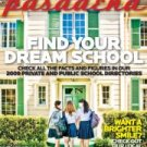 Pasadena Magazine-Find YOur Dream School 08-2009 issue