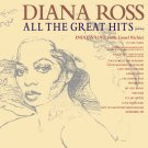 All The Great Hits - Diana Ross CD Brand New