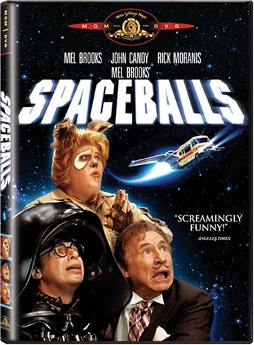"Spaceballs DvD starring John Candy, Mel Brooks""Brand New"""