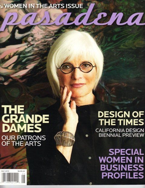 Pasadena Magazine - The Grande Dames - May 2010 issue