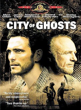City of Ghosts DvD starring Matt Dillon & James Caan