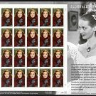 USA Bette Davis 42 cents stamp sheet (20 stamps)