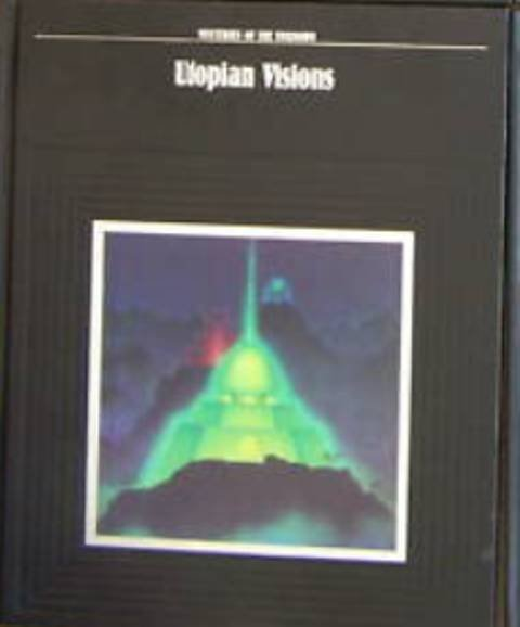 TIME LIFE Mysteries Of the Unknown - Utopian Visions(hardcover)