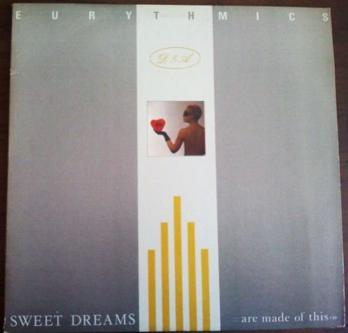 "Eurythmics ""Sweet Dreams (are made of these) LP/Record"