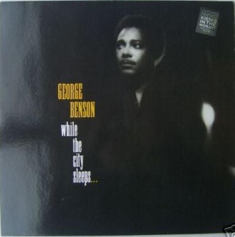 GEORGE BENSON - While The City Sleeps - Near Mint LP