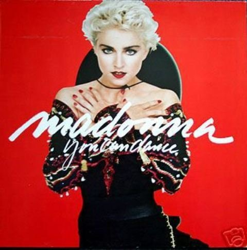 MADONNA-YOU CAN DANCE-Vinyl LP(Philippine Pressing)mint