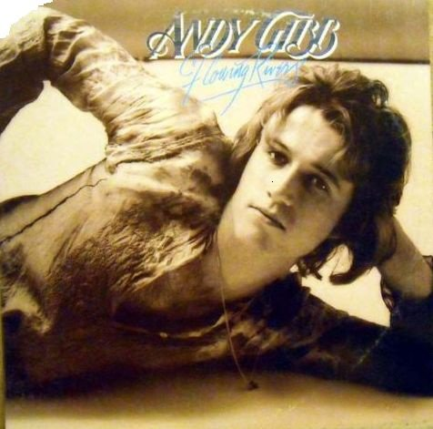 Andy Gibb Flowing Rivers 1977 LP