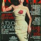 Vogue Magazine-Jennifer Connelly Cover 11/2004