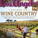 Los Angeles Magazine-Escape to Wine Country Cover 04/2011