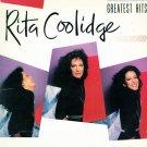 Rita Coolidge - Greatest Hits VG  LP