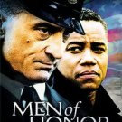 Men of Honor DvD starring Robert De Niro & Cuba Gooding Jr.
