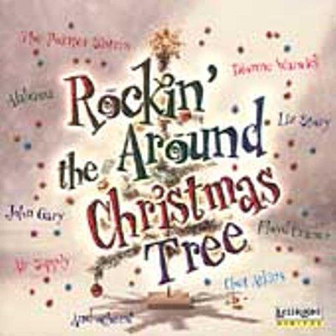 Rockin' Around the Christmas Tree, Various Artists CD