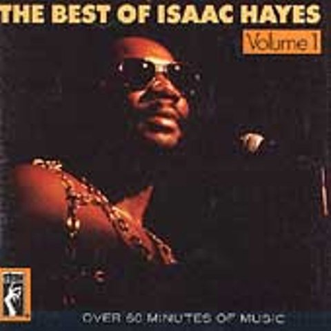 The Best of Isaac Hayes, Vol. 1 by Isaac Hayes CD