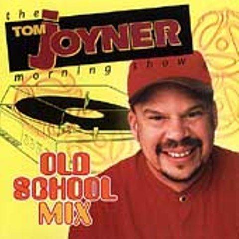 The TOM JOYNER MORNING SHOW - Old School Mix  CD OOP