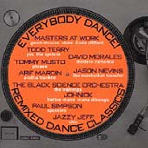 Everybody Dance: Remixed Dance Classics CD-2 discs OOP