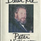 Dear Me by Peter Ustinov (1977, Book, Illustrated, Hardcover)