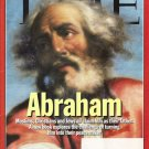 TIME MAGAZINE ~ 09/30/02 ~ Abraham Issue