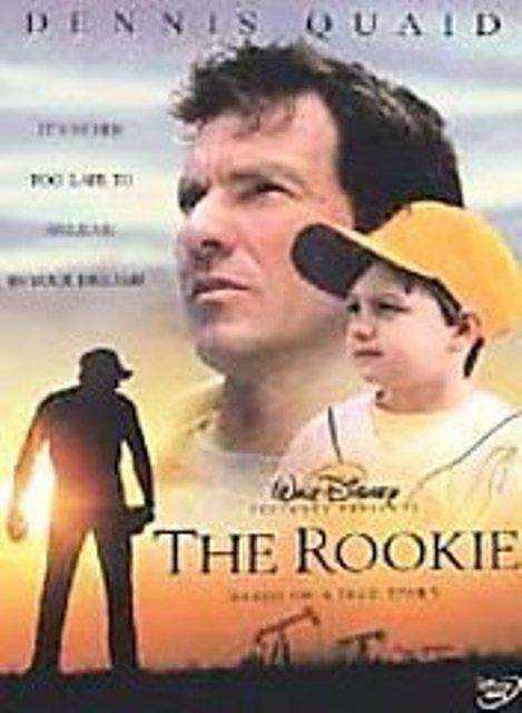 THE ROOKIE starring Dennis Quaid, Rachel Griffiths DvD