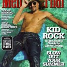Men's Journal Magazine-Kid Rock Cover 07/2011 issue