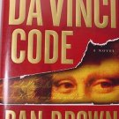 THE DA VINCI CODE by DAN BROWN (Hard Cover)