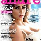 Allure Magazine - Kim Kardashian Cover 09/2010