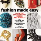 Real Simple Magazine-Fashion Made Easy issue 09/2011