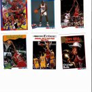 6 Assorted Michael Jordan Basketball Cards