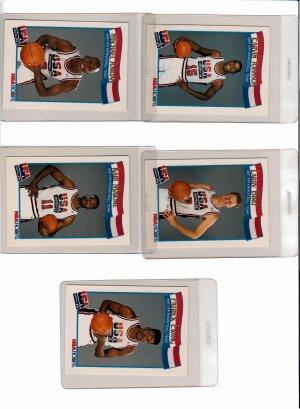 1992 Hoops McDonalds US Olympic Basketball Dream Team
