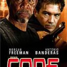 The Code DvD starring Morgan Freeman, Antonio Banderas