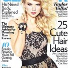 Glamour Magazine - Taylor Swift Cover 11/2010