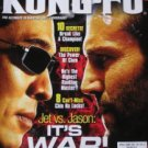 "KUNG FU MAGAZINE ""Jet Lee/Jason Stratham""cover 04/2008"