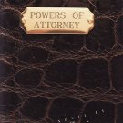 Powers of Attorney by Mimi Lavenda Latt (Hardcover-New)