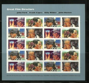 US stamps Mint Pane of 20(forever stamp) Great Film Directors