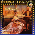 The King and I-1956- Original Movie Soundtrack-CD