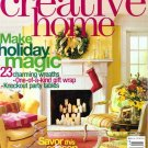 Creative Home - Make Holiday Magic Winter 2004 issue