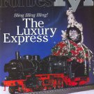 "FORBES fyi MAGAZINE 12/04 ""Winter-Luxury Express"" issue"