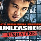 Unleashed DvD starring Jet Li, Morgan Freeman, Bob Hoskins