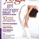 "YOGA JOURNAL MAGAZINE  02/08  ""Get Stronger"" issue"