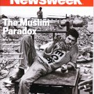 Newsweek Magazine &quot;The Muslim Paradox&quot; Cover 10/8/2012