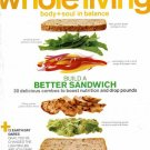 Whole Living Magazine-Build a Better Sandwich issue 04/2011