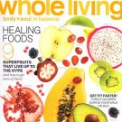 Whole Living Magazine-Healing Foods issue 09/2011