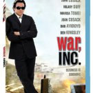 War, Inc. [Blu-ray] starring John Cusak, Ben Kingsley