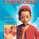 The Adventures Of Pinocchio(DvD) Martin Landau