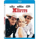 The Misfits [Blu-ray] (1961) Clark Gable & Marilyn Monroe