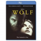 Wolf [Blu-ray] Starring Jack Nicholson, Michelle Pfeiffer